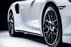 Fancy Car. Fancy New Transportation Car Concept Photo Stock Photos