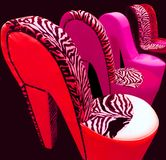 Fancy chair Stock Photos
