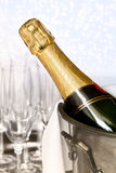 Fancy Champagne Stock Images