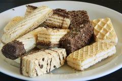 Fancy cookies Stock Photography