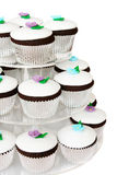 Fancy Cup Cakes Stock Image