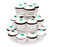 Fancy Cup Cakes Royalty Free Stock Photos