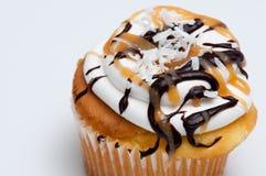 Fancy cupcake Stock Image