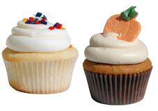 Fancy cupcakes Royalty Free Stock Photos