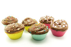 Fancy cupcakes Royalty Free Stock Photography