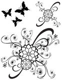 Fancy Detailed Decorations 79 royalty free illustration