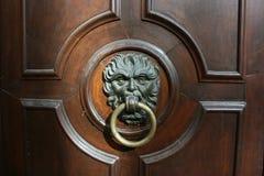 Fancy door knocker Stock Photography