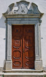 Fancy Doorway Royalty Free Stock Images