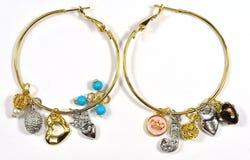 Free Fancy Earring Royalty Free Stock Photo - 5419205