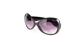 Fancy female sunglasses Stock Images