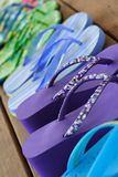 Fancy Flip Flops Stock Photo