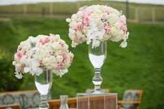 Expensive Floral Arrangement Stock Images