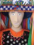 Fancy of the folklore. Of São Luis - Maranhão - Brazil royalty free stock photos