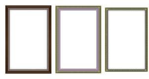 Fancy Frames Royalty Free Stock Images