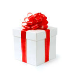 Fancy Gift Box Royalty Free Stock Photography