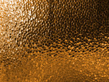 Fancy glass orange Royalty Free Stock Photos