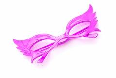 fancy glasses pink Стоковое Фото