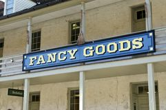 Fancy Goods Stock Image