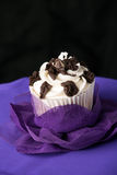 Fancy Gourmet Cupcake Stock Photo
