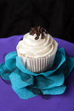 Fancy Gourmet Cupcake Stock Images