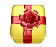Fancy holiday's gift Stock Photography
