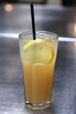 Fancy ice tea Royalty Free Stock Photography
