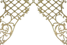Fancy lattice Stock Photo