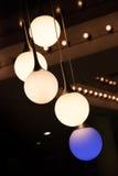 Fancy lights, Bangkok Royalty Free Stock Images