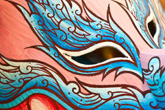 Fancy mask close up Royalty Free Stock Photos