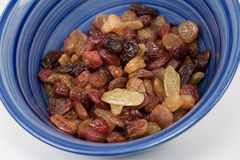 Fancy Mixed Raisins stock image