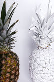 Fancy pineapple Royalty Free Stock Image