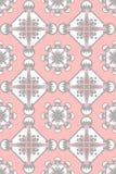 Fancy pink design Stock Image