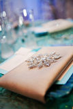 Fancy Place Setting Stock Images