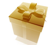 Fancy present Royalty Free Stock Photos
