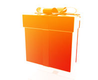 Fancy present Royalty Free Stock Photo