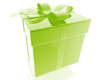Fancy present Stock Photography
