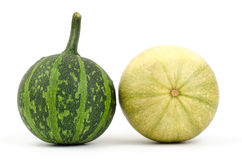 Fancy pumpkin Stock Images