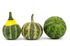 Fancy pumpkin Royalty Free Stock Photography