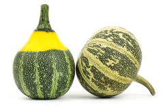 Fancy pumpkin Stock Photo
