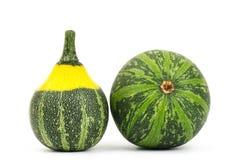 Fancy pumpkin Stock Photo