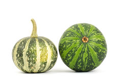 Fancy pumpkin Royalty Free Stock Photos