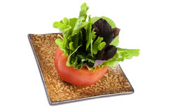 Fancy Salad Royalty Free Stock Photography