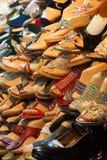 Fancy sandals Stock Photos