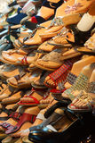 Fancy sandals Royalty Free Stock Photos