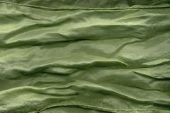 Fancy satin background. Romantic flowing fabric Royalty Free Stock Photos