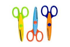 Fancy scissors Royalty Free Stock Photos