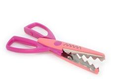 Fancy scissors Stock Image