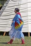Fancy Shawl Dancer Stock Image