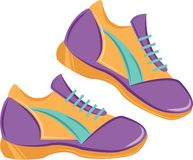 Fancy Shoes Stock Photography