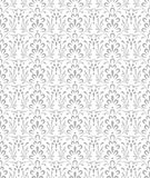 Fancy silver wallpaper Stock Photos